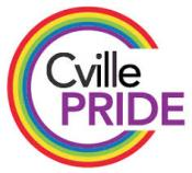 Charlottesville Pride logo