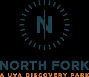 North Fork logo: A UVA Discovery Park