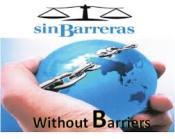 Sin Barreras logo