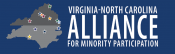 Virginia – North Carolina Alliance for Minority Participation logo