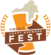 Virginia Craft Brewers Festival logo