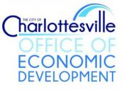 The City of Charlottesville Economic Development logo