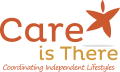care is there logo